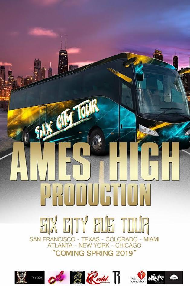 6 city tour
